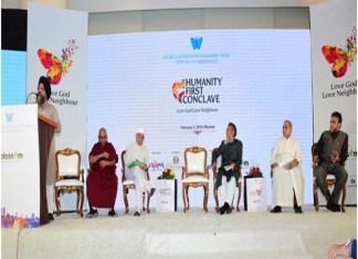 "Blossom Media organizes ""Interfaith Dialogue"", community leaders call for harmony and peace"