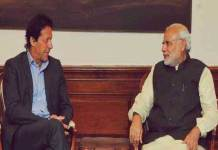 Modi greets Pakistan PM Imran Khan on National Day
