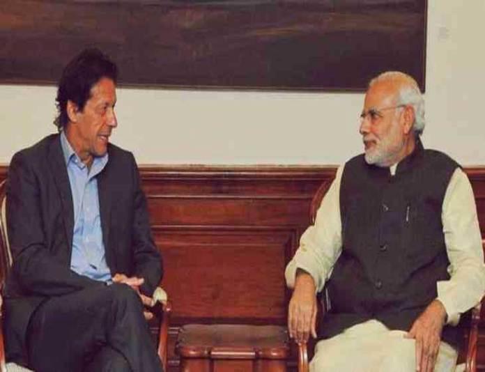Modi greets Pakistan PM Imran Khan on National Day
