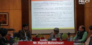 Institutional Framework for Export Promotion in India & Abroad | Mr. Rajesh Maheshwari
