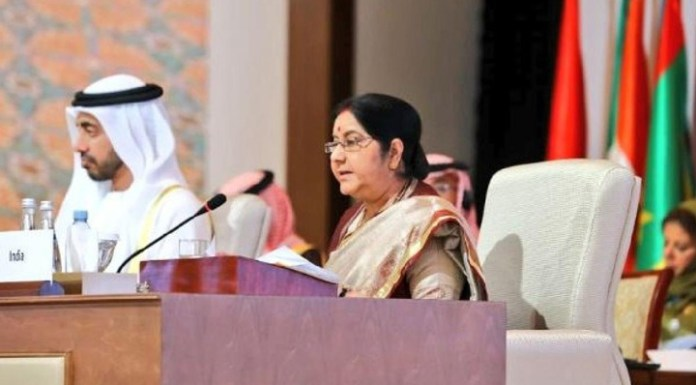 Swaraj to OIC: 'Distortion of religion' and 'misguided belief' is the cause of Terrorism