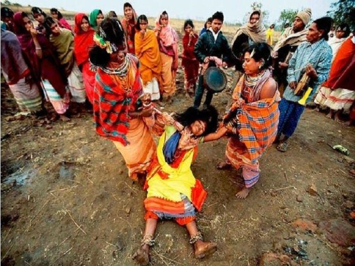 Odisha Govt's tribute to victims of witch hunting