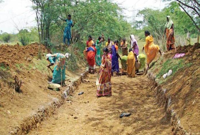 MGNREGA wages fall below minimum wage in 34 states out of 35