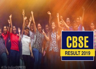 CBSE 10th Result 2019 Toppers