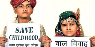 Child marriage