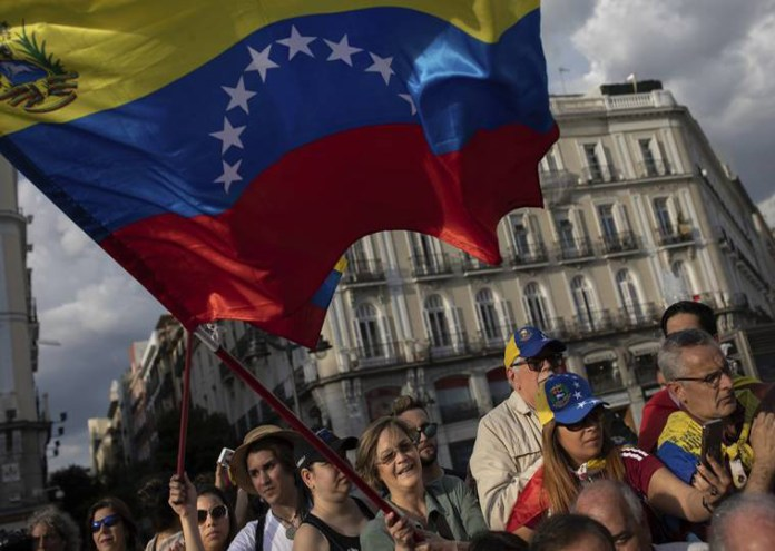 EU: A home away from home for Venezuelans.