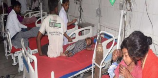 Over 100 children in Bihar die to acute encephalitis