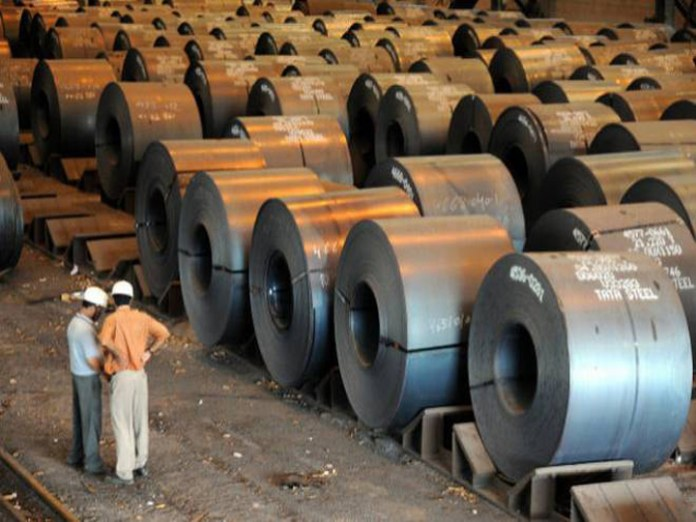 Growth rate of core sector increased by 5.1% in May, increase in steel and electricity production gains
