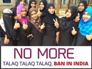 Instant Triple Talaq now criminalized in India