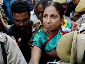 राजीव गांधी हत्याकांड: उम्रकैद की सजा काट रही नलिनी को 30 दिनों की पेरोल