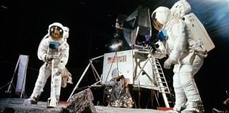 NASA unseals moon rock collection for the first time in decades