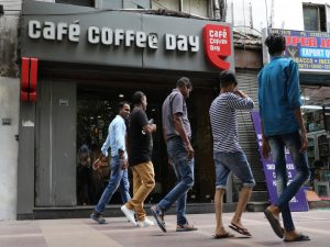 All the hype around Cafe Coffee day