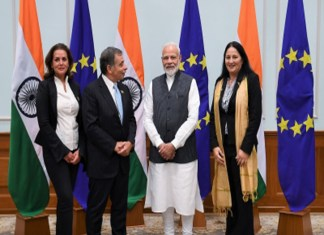 EU MPs visit to Kashmir 'biggest diplomatic blunder' in India's history
