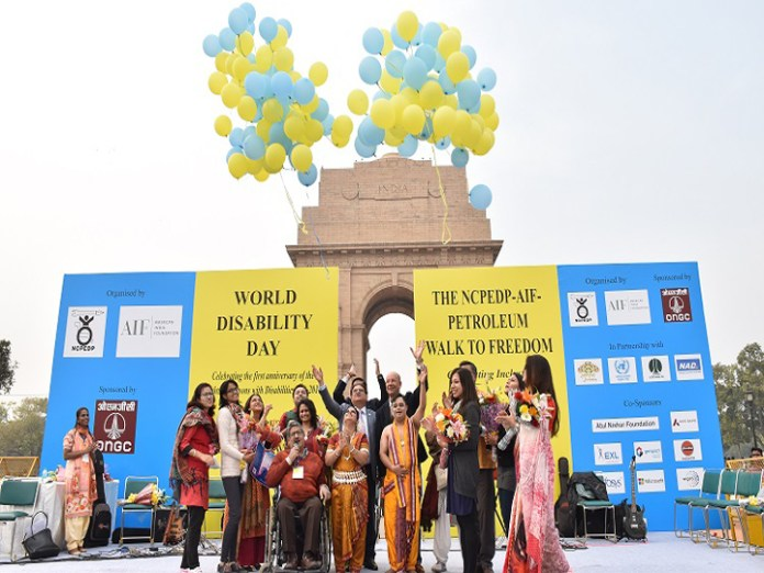 Capital celebrates International Day of Persons with Disabilities, 2019