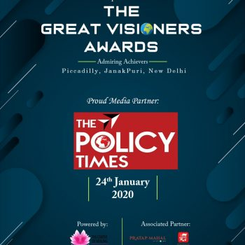 The Great Visioner Award