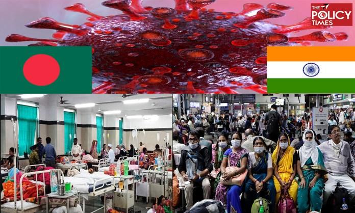 করোনাভাইরাস: ছোট্ট ভুল বড়ো ক্ষতি ভারত ও প্রতিবেশী বাংলাদেশ :