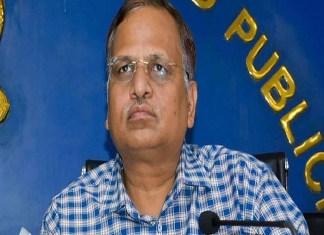 स्वास्थ्य मंत्री सत्येंद्र जैन का बयान: दिल्ली मे सामुदायिक प्रसारण शुरू हो गया है. The policy times
