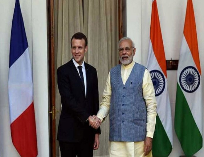 France stretches helping hand to India as Covid assistance, decided to donate ventilators. The policy times
