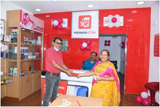 Phixman's Service is Now Available for the People of Deoria. The policy times