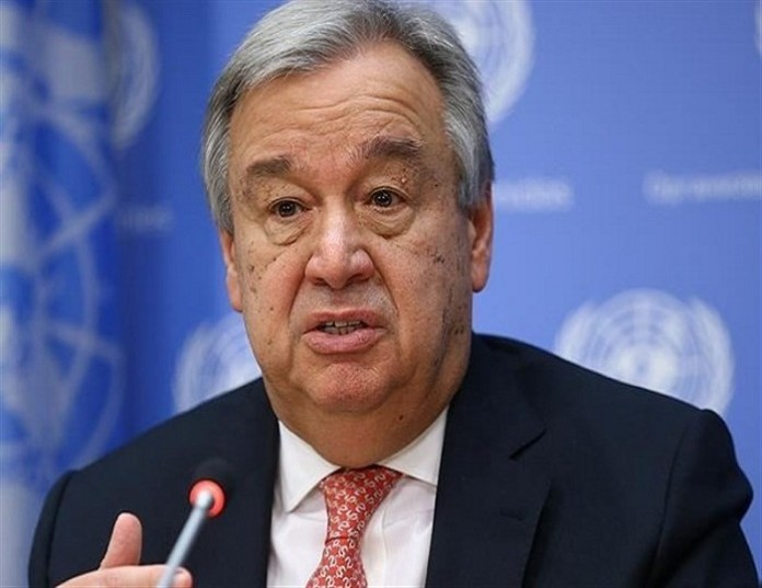 """The world is facing """"generational catastrophe"""" due to Covid-19, warns UN Secretary-General. The policy times"""