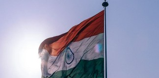 Celebration amidst restrictions; the 74th Independence Day with a difference. The policy times