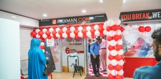 Phixman's 92nd Store Launch in Jamshedpur. the policy times