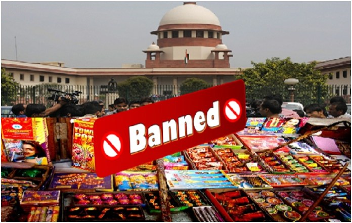 Burning Firecrackers on Check This Diwali; Traders and Manufacturers Cry Foul.the policy times