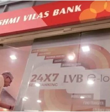 India's Bad Bank Problems Persist; Laxmi Vilas Bank, The Latest in the List.the policy times