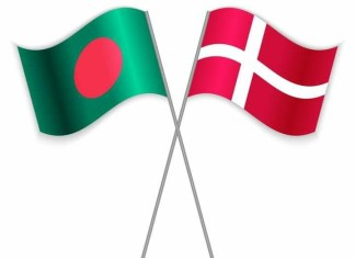Denmark will work with Bangladesh on different issues.THE POLICY TIMES