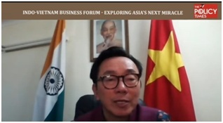 Indo-Vietnam Business Forum 2020| Vietnam Embassy in India Organized Online Conference to Promote Travel & Tourism.the policy times
