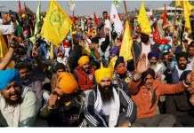 Farmers' Agitation Gathered Momentum; Negotiations By the Centre to End The Protest the policy times