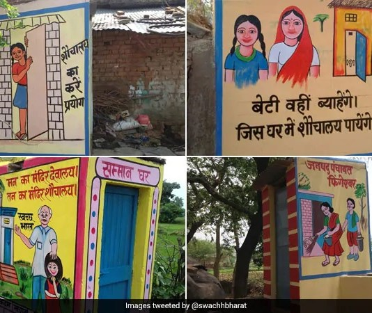 Open Defecation in India still existing; especially in Bihar and Uttar Pradesh LASI_The Policy Times