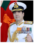 Admiral R K Dhowan the policy times