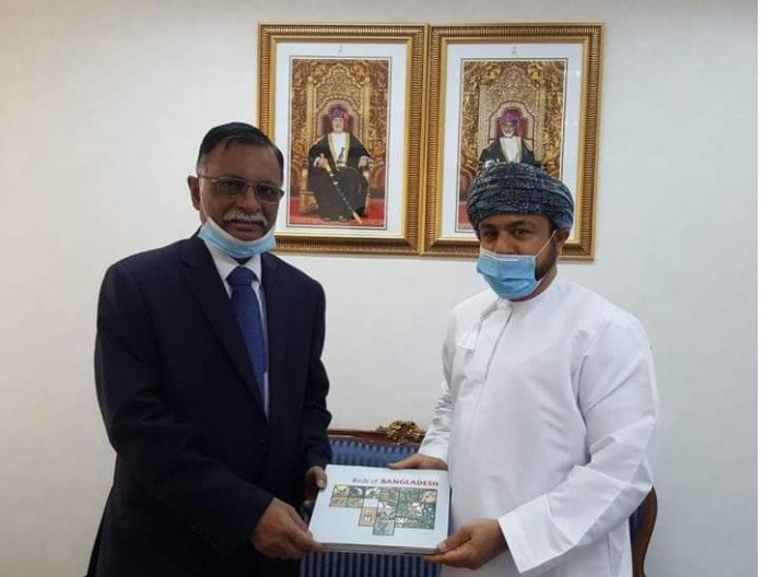 Bangladesh wants to see itself as a trade and investment partner of Oman THE POLICY TIMES