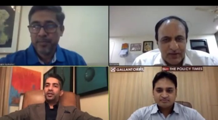 Global Innovation and Startup Series Mr. Abhinav Bhutada, Founder, Cuelab App the policy times