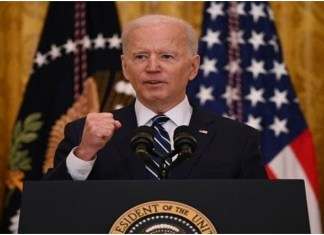 Highlights of Joe Biden's First Presidential Press Conference THE POLICY TIMES