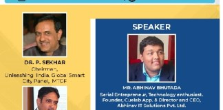 First Global Innovation And Start Up Series With Mr. Abhinav Bhutada ,CEO of Abhinav IT Solutions THE POLICY TIMES