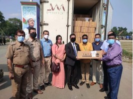 Bangladesh handed over 10,000 vials of Remdesivir injection to Indian officials today THE POLICY TIMES