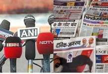How Indian media is responsible for the covid-19 crisis the policy times