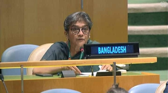 Bangladesh expresses disappointment as the new General Assembly Resolution on Myanmar fails to recommend actions on repatriation of the Rohingyas