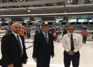 Bangladesh Embassy in Bangkok facilitates special repatriation flight from Bangkok to Dhaka on 26 June 2021