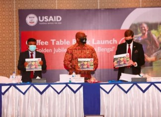 USAID Launches Photography Book to Illustrate Achievements, Long Standing Partnership