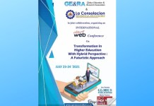 GE&RA organizing a 2-day International Web Conference on Transformation in Higher Education with Hybrid Perspective