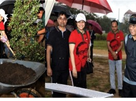 Bangladesh High Commission in Brunei organized Tree Plantation Program to commemorate the Birth Centenary of Bangabandhu