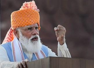 75th Independence Day of India; PM unveils roadmap and development initiatives for abetter India