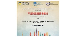 International E-Conference : VIJIGISHU 2021 on 'Delineating Global Power Dynamics in Asia Pacific '