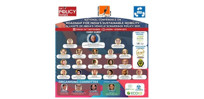 National Conference on Roadmap for India's Sustainable Mobility in India