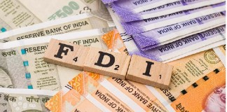 India's FDI flow doubles during first quarter of the current fiscal year compared to last year