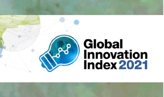 India moves up ranks 2 to 46th in the Global Innovation Index 2021