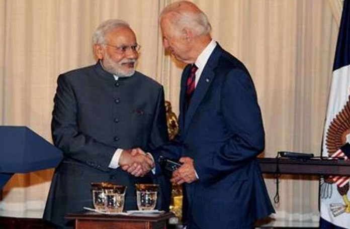 US President Biden to call for a worldwide Covid-19 meeting around Narendra Modi's visit